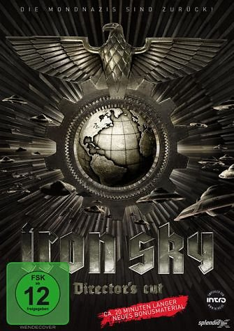 DVD »Iron Sky - Wir kommen in Frieden!«