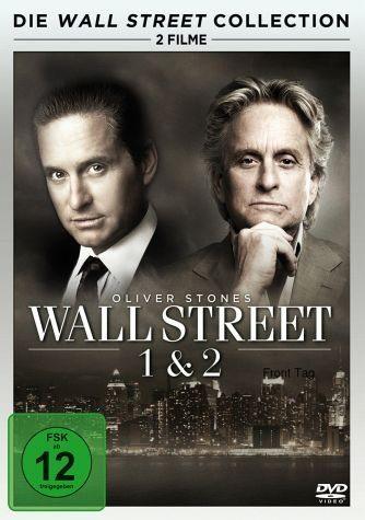 DVD »Wall Street 1 & 2«