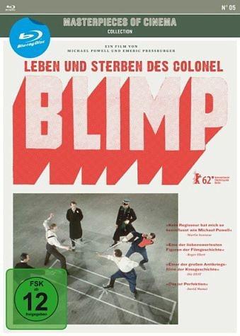 Blu-ray »Leben und Sterben des Colonel Blimp«