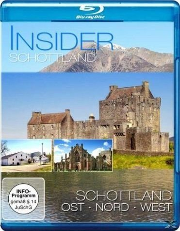Blu-ray »Insider Schottland - 3er Schuber«