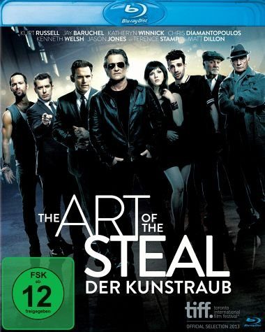Blu-ray »The Art of the Steal - Der Kunstraub«
