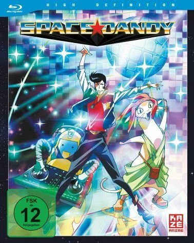 Blu-ray »Space Dandy - Vol. 1 (Limited Edition)«
