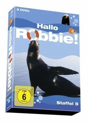 DVD »Hallo Robbie! - Staffel 5 (3 Discs)«
