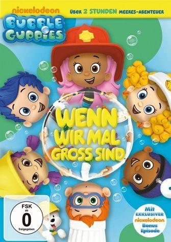 DVD »Bubble Guppies - Wenn wir mal groß sind«