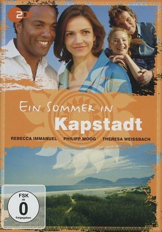 DVD »Ein Sommer in Kapstadt«