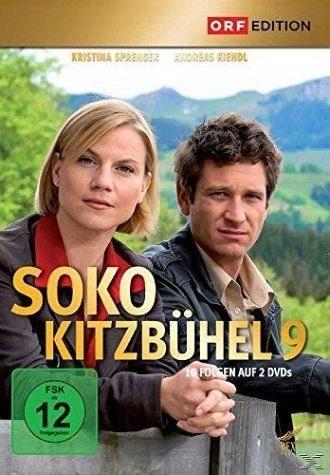 DVD »SOKO Kitzbühel 9 (2 Discs)«