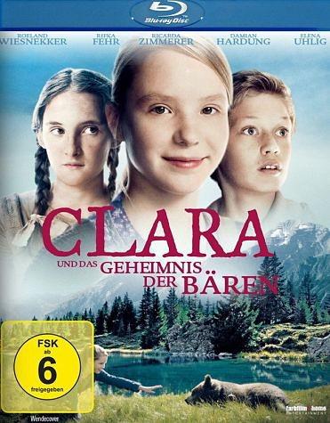 Blu-ray »Clara und das Geheimnis der Bären«