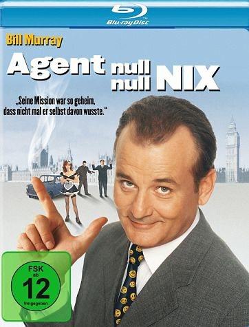 Blu-ray »Agent Null Null Nix«