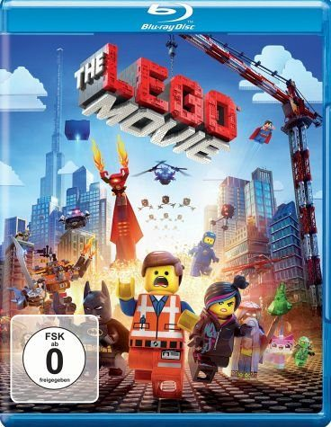 Blu-ray »The Lego Movie«