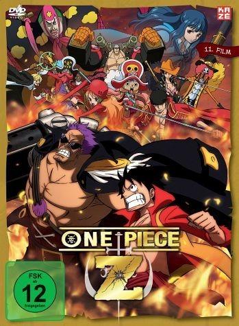 DVD »One Piece Z - 11. Film«