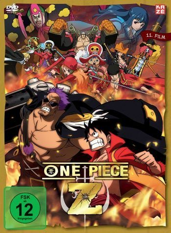 DVD »One Piece Z - 11. Film«