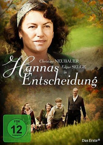 DVD »Hannas Entscheidung«