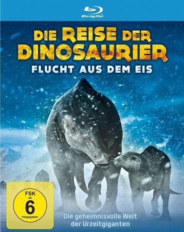 Blu-ray »Die Reise der Dinosaurier - Flucht aus dem Eis«