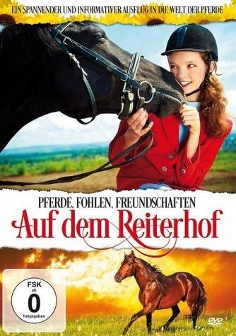 DVD »Auf dem Reiterhof - Pferde, Fohlen,...«