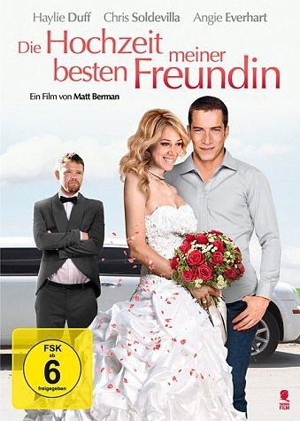 DVD »Die Hochzeit meiner besten Freundin«