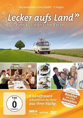 DVD »Lecker aufs Land - Eine kulinarische Reise:...«
