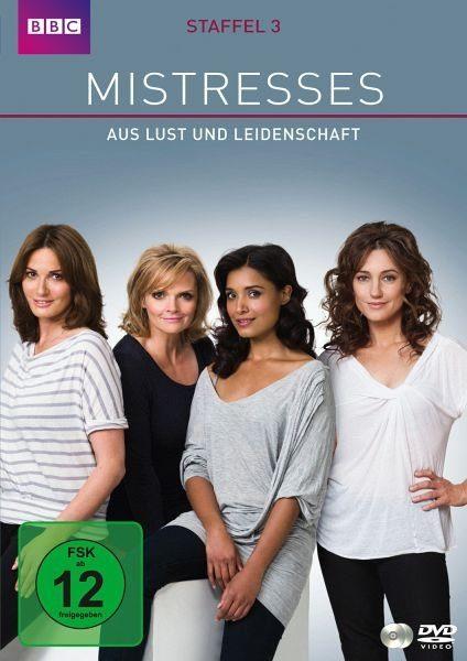 DVD »Mistresses - Aus Lust und Leidenschaft,...«