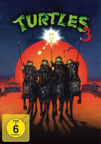 DVD »Turtles 3«
