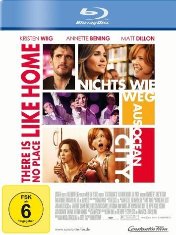 Blu-ray »There Is No Place Like Home - Nichts wie weg...«