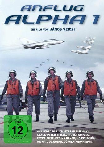 DVD »Anflug Alpha 1«