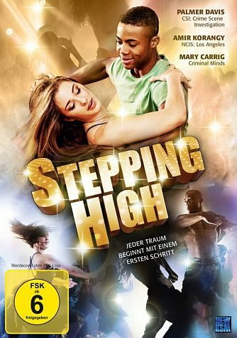 DVD »Stepping High«