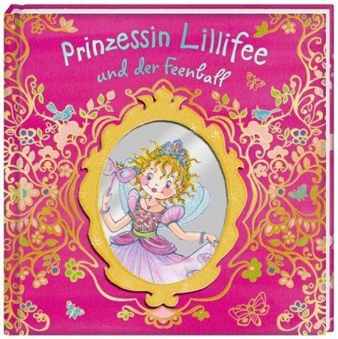 Gebundenes Buch »Prinzessin Lillifee und der Feenball. SuperBuch«
