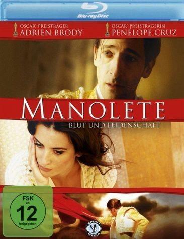 Blu-ray »Manolete - Blut und Leidenschaft«