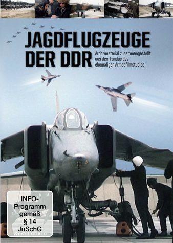 DVD »Jagdflugzeuge der DDR«