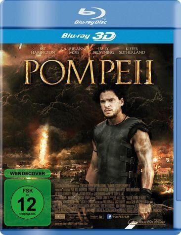 Blu-ray »Pompeii 3D«