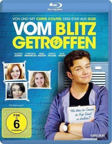 Blu-ray »Vom Blitz getroffen«