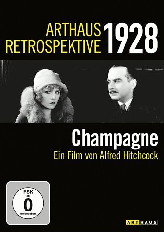 DVD »Arthaus Retrospektive 1928 - Champagne«