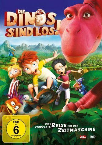 DVD »Die Dinos sind los!«