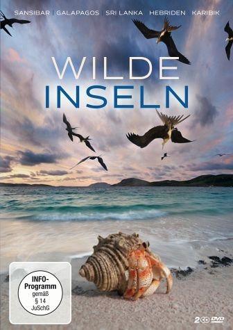 DVD »Wilde Inseln (2 Discs)«