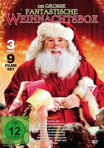 DVD »Die große fantastische Weihnachtsbox (3 Discs)«