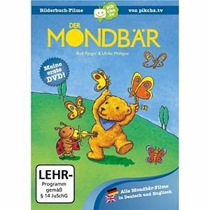 DVD »Der Mondbär - Bilderbuch-Filme«