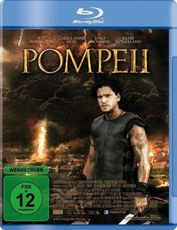 Blu-ray »Pompeii«