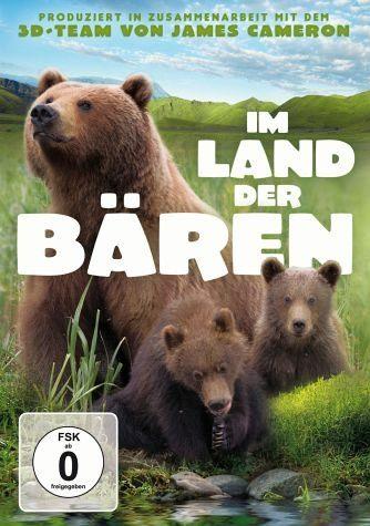 DVD »Im Land der Bären«