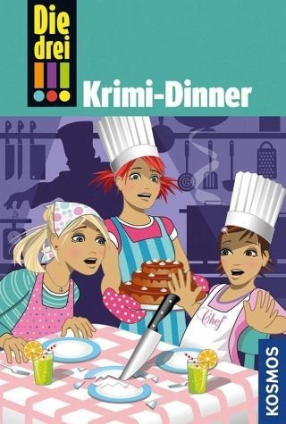 Gebundenes Buch »Krimi-Dinner / Die drei Ausrufezeichen Bd.51«