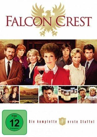 DVD »Falcon Crest - S.1«