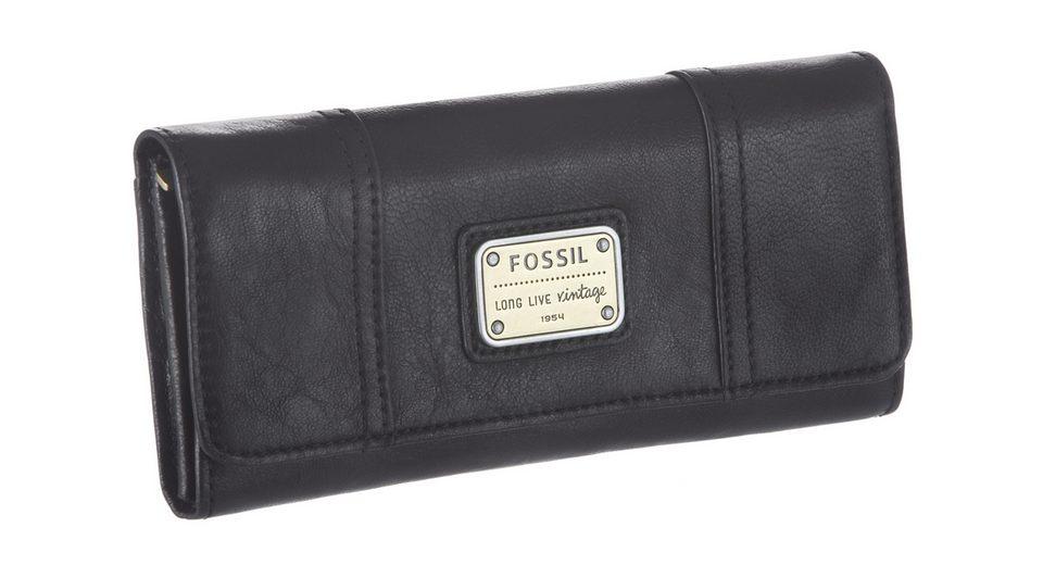 Fossil Geldbörse mit Smartphone Fach