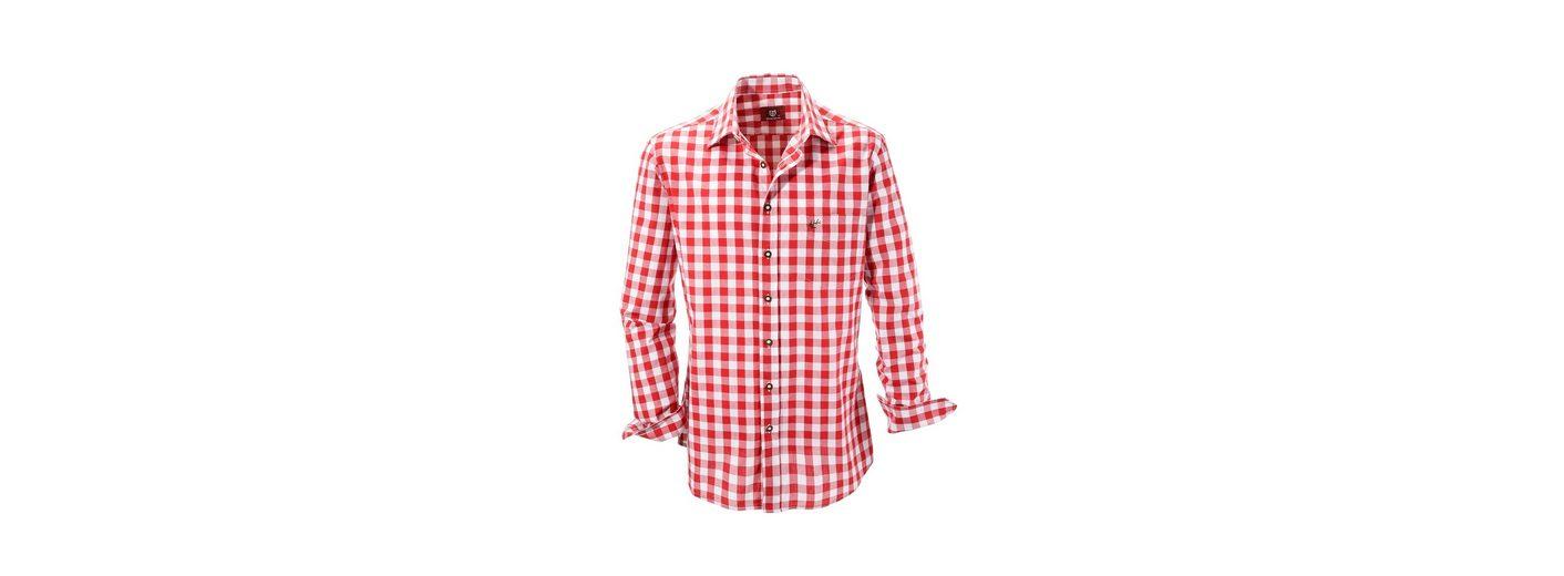 Trachtenhemd, kariert, OS-Trachten