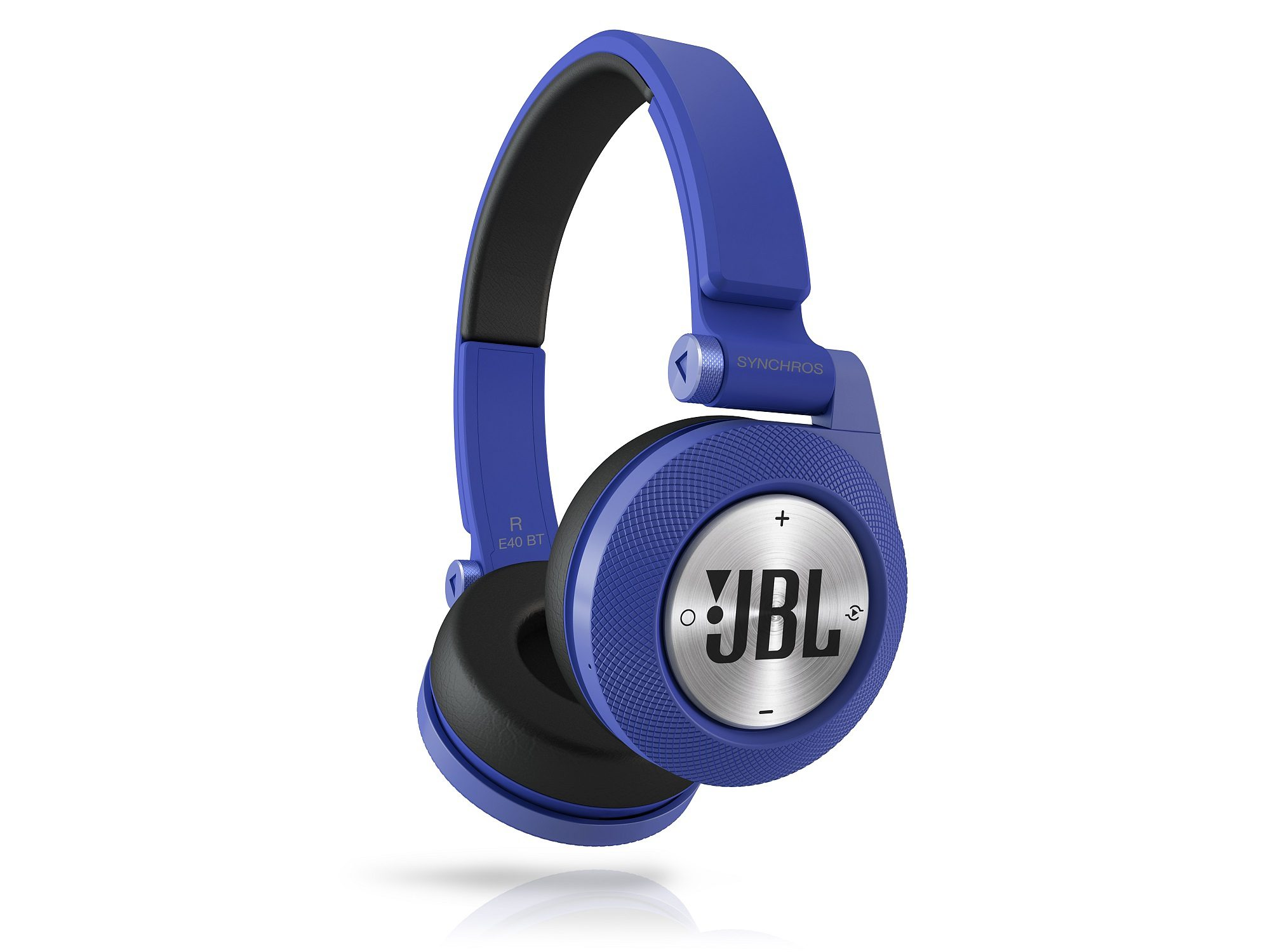 JBL On Ear Bluetooth Kopfhörer »E40BT Blau«