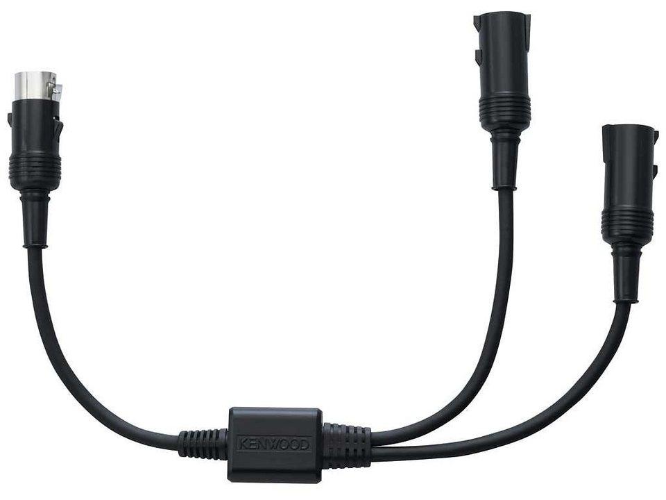 Kenwood Y-Kabel für 2 KCA-RC107MR »CA-Y107MR«