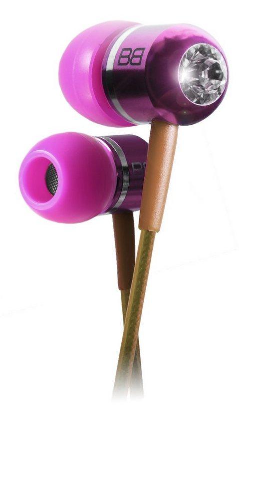 BassBuds In Ear Kopfhörer »Fashion Collection Candy«