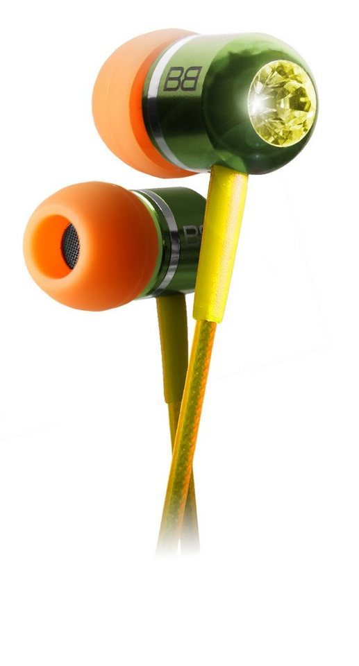 BassBuds In Ear Kopfhörer »Fashion Collection Envy«