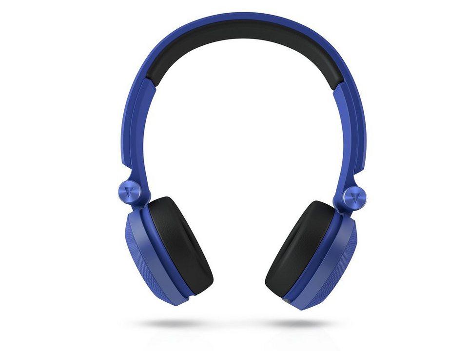 JBL On Ear Kopfhörer & Fernbedienung »E30 Blau«