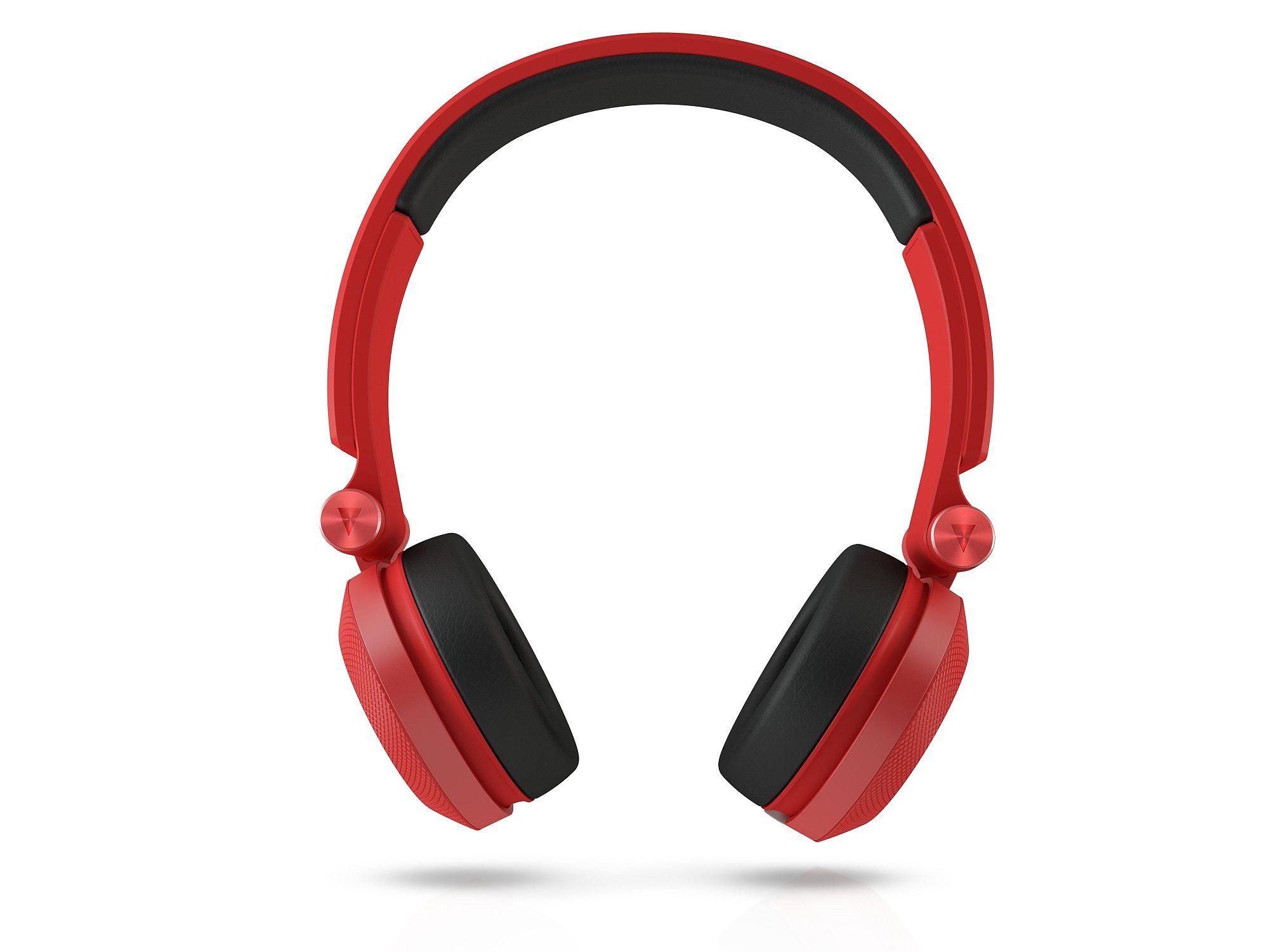 JBL On Ear Kopfhörer & Fernbedienung »E30 Rot«