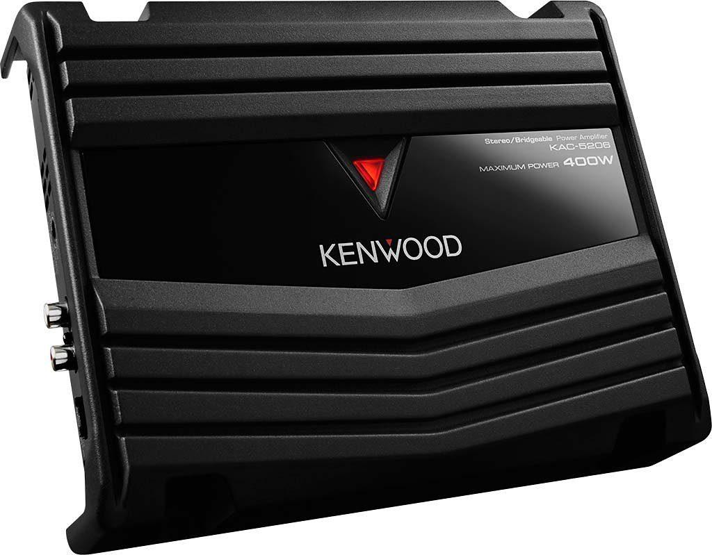 Kenwood Stereo / Mono Endstufe » KAC-5206«