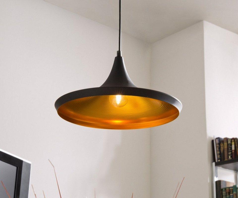 delife h ngeleuchte ginevera schwarz matt 35 cm otto. Black Bedroom Furniture Sets. Home Design Ideas
