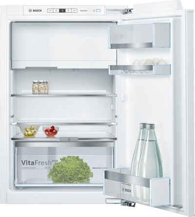 BOSCH Einbaukühlschrank 6 KIL22AFE0, 87,4 cm hoch, 55,8 cm breit